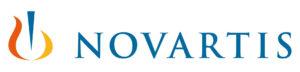 Logo van Novartis