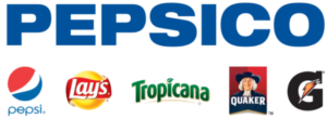 Logo van Pepsico