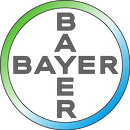 Logo van Bayer